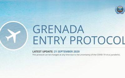 Visit Grenada – Latest Entry Protocol